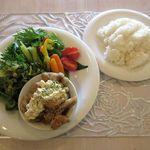 ミルトン カフェ - 料理写真:チキン南蛮(2014/11/14撮影)