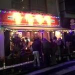 渋谷 ガパオ食堂 - 20時半ごろ