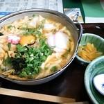純味 - 【純味】●豚キムチおじやうどん