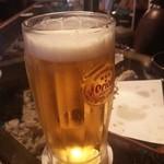 正栄丸 - オリオン樽生ビール515円