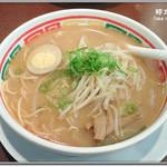 豚太郎 - 味噌ラーメン ¥500