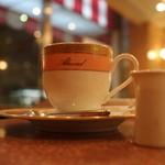 アマンド  - 珈琲カップが美しい