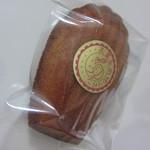 お菓子のゆりかご - マドレーヌ(160円)