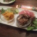 Emuzupureto - 前菜盛り!