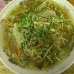 32589365 - 野菜ラーメン(2014/11)