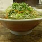 32589367 - 野菜ラーメン(2014/11)