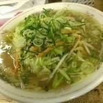 32589369 - 野菜ラーメン(2014/11)