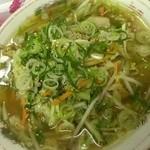 32589371 - 野菜ラーメン(2014/11)
