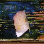 れんげ - 鯛の昆布締め