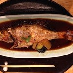 32591062 - 魚神(のどぐろ)煮付!