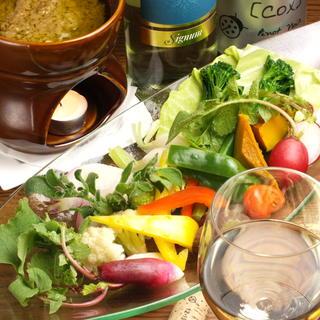 信州野菜をふんだんに使用した、おすすめの創作居酒屋メニュー◎
