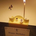 NARISAWA - バースデーケーキ