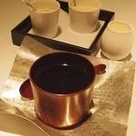 NARISAWA - 食後の飲み物