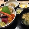 灯火 - 料理写真:ランチの海鮮丼御膳1500円