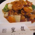 中華酒膳 聖龍 -