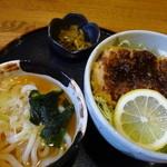 こくぶ亭 - ソースカツ丼ランチ