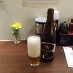 長崎ちゃんぽん ふじ - 瓶ビール650円