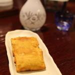 丹想庵 健次郎 - ポテサラ揚げ。 ボリュームありそうで意外にライト。