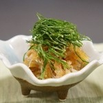 酒・肴 おまた - 料理写真:サメ軟骨梅肉和え