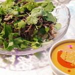 中華料理 紫光閣 - 水爆肚