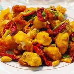 中華料理 紫光閣 - 香辣蟹