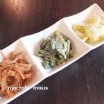 Koume - ランチ前菜