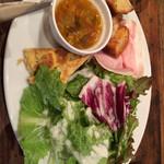 Rakokoriko - 前菜