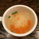 Rakokoriko - ランチのスープ