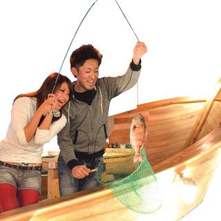 【目黒へ出航!】釣をして食事を楽しめるざうおが遂に目黒へ出航