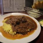 タンダーパニー - 料理写真:チキンカレー(普通盛り)