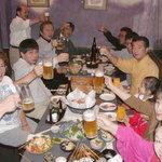 尹 MASA - 宴会風景