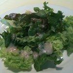 VESTA - ランチセットのサラダ