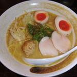たけいち - 鶏白湯ラーメン