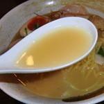 たけいち - 鶏白湯