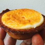 ベイク チーズ タルト - 焼きチーズタルト