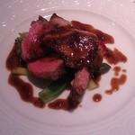 32612637 - 肉料理 ラム肉のスモークロースト