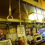 森川酒店 - 吊皮があります