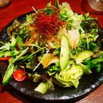 木村屋本店 - サラダ