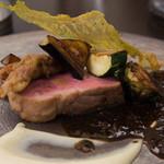 リベルタス - 5-2)ブルターニュ産豚と焼き野菜