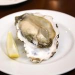 ビストロ グルトン - 生牡蛎