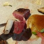 Sola - 鳩の胸肉のロースト