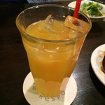 カフェ フリーダ - トリプルシトラスジュース