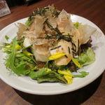 和 - 自家製豆腐サラダ