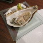 和 - 厚岸マルえもんの牡蠣、生と蒸し1