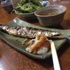 長兵衛 - 料理写真:さんま塩焼き