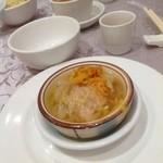太湖海鮮城 - 蟹粉小籠包