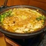 魚菜茶家 たへい - あんこう鍋
