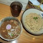麺吉 - つけ麺 ¥700