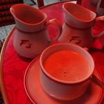 Fouquet's - 料理写真:Café Crème: 12€