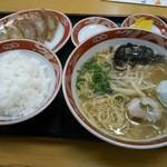 天龍 - ラーメン定食